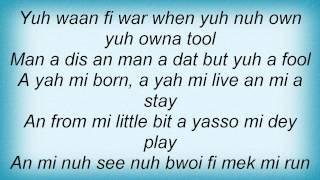 Beenie Man - Silent Violence Lyrics_1