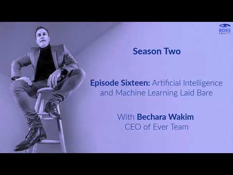 Season 2 - Episode 16: AI and Machine Learning Laid Bare