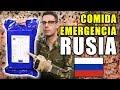 Download Probando COMIDA DE EMERGENCIA RACIÓN 24 Horas de RUSIA Mp3 and Mp4