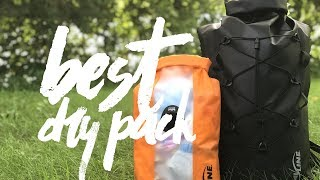 SealLine Bigfork Dry Daypack & How TO Keep Your Gear Dry