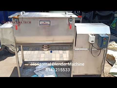 Food Powder Mixing Machine