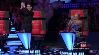 Raisa Avanesyan,I Will Survive by Gloria Gaynor -- The Voice of Armenia – The Blind Auditions – Seas