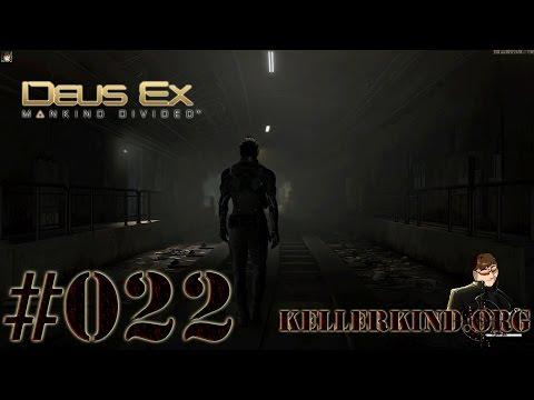 Deus Ex: Mankind Divided #022 - Auf uns allein gestellt ★ EmKa plays Mankind Divided [HD|60FPS]