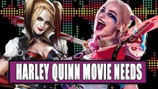 7 Things That Need To Happen In Harley Quinn Movie by Clevver Movies
