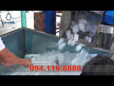 Máy làm đá viên sạch tinh khiết 5 tấn ICE COOL