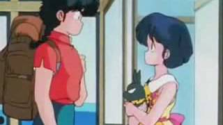 Ranma y Akane-el perdedor