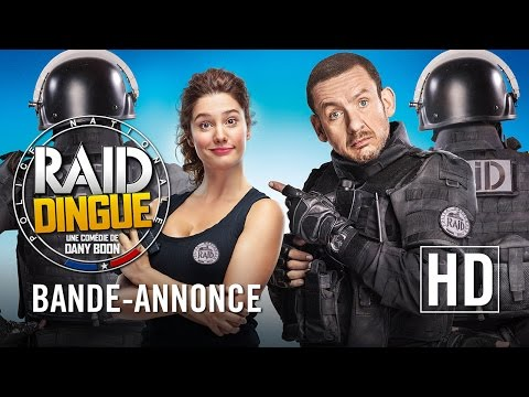 Raid dingue Pathé Distribution / Pathé / Les Productions du Ch'Timi / Artémis Productions / TF1 Films Production
