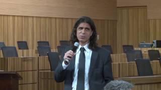 PALESTRA SOBRE REFORMA DA PREVIDÊNCIA - Juiz Jorge Luiz Souto Maior