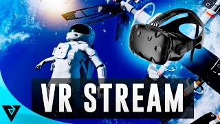 Playing HTC Vive | LIVE!