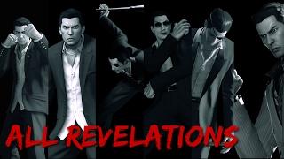 Yakuza 0 - All Revelation Scenes