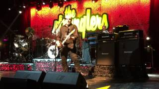 The Stranglers - Peaches - Manchester Academy - 21/03/15