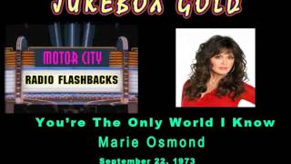 Marie Osmond - You're The Only World I Know - 1973