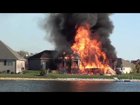 Westlake House Fire October 7, 2012