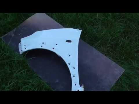 Тюнинг переднего бампера в амулете