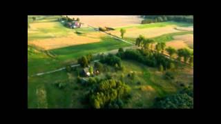 preview picture of video 'Pologne vue du ciel'