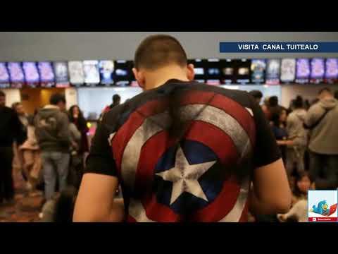 'Avengers: Endgame' rompen nuevo record en cines de EU y Canada