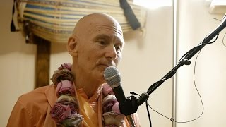 H.H. Danavir Goswami - Anniversary of Srila Prabhupada's Arrival in the USA - 9/14/2014
