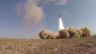 Комплексы «Искандер-М» провели боевые пуски ракет на полигоне Сарышаган