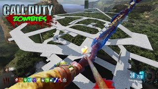 HARDEST ZOMBIES MAP EVER REMAKE! - BLACK OPS 3 CUSTOM ZOMBIES GAMEPLAY! (BO3 Zombies Mod)