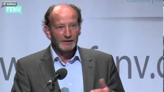 FENV2013 / Discours de Monsieur Daniel von Siebenthal, Syndic de Yverdon-les-Bains