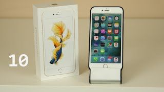10 Advanced Tips and Tricks for the iPhone 6S Plus