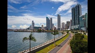 Panama city tour in ultra 4 k
