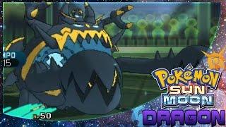 Guzzlord  - (Pokémon) - Pokémon Sol y Luna: Combate Monotype ¡DRAGON! GUZZLORD SLEEP TALKER