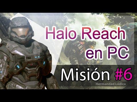 Halo Reach PC - Misión 6: Éxodo Español Latino 1080p60