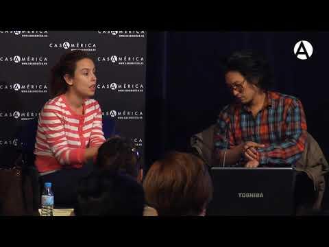 Conversa com Luiza Fuentes Gaza _ Casa America_Madri_ 2012