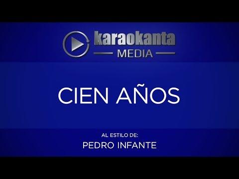 Cien años Pedro Infante