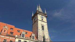 Prague - Capital of Czech Republic  (4K Ultra HD)