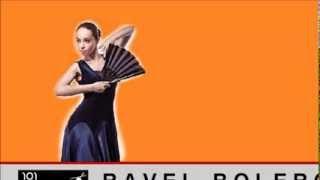 RAVEL BOLERO (Complete) - RENÉ LEIBOWITZ, Société Des Concerts Du Conservatoire Orchestra