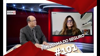 PANORAMA SEGURO RECEBE SOLANGE BEATRIZ