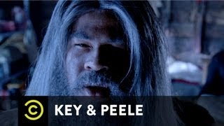Key & Peele - Retired Military Specialist