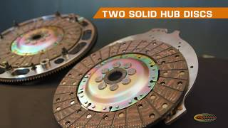 Centerforce: SST (Solid Street Twin) Clutch System