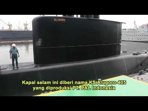 Panglima TNI Dampingi Presiden RI Tinjau PT. PAL