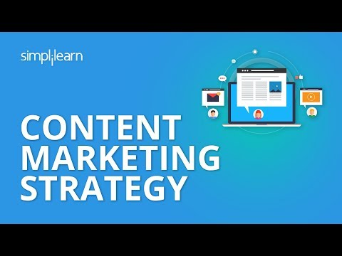 Content Marketing Strategy For 2021 | Content Marketing Tutorial ...