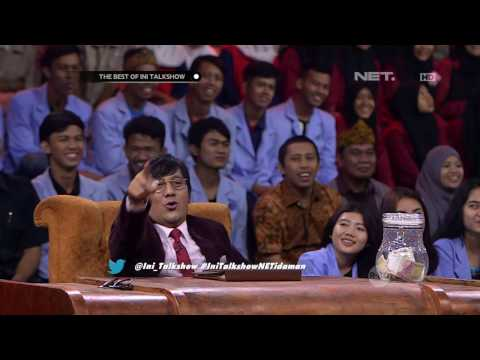 The Best Of Ini Talk Show - Sule Emosi Sendiri Ajarin Pak Bolot Nyanyi