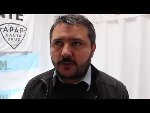 Pablo Carrizo  La Unidad es fundamental en tiempos de crisis