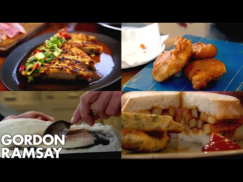 Fish Recipes, Battered Cod Recipe, Fish Finger | Ramsey