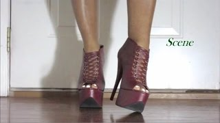 My Hottest Heels 2015! || Lookbook