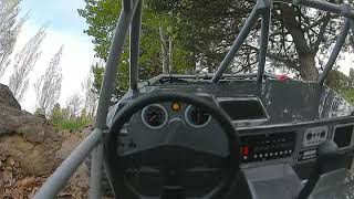 FPV RC Crawler Shakedown Run