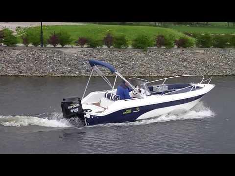 Elektroaussenborder RiPower 25 Elektroboot Elektrobootsmotor