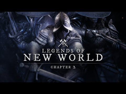 New World Preps Players In New Legends Trailer Ahead Of Next Week's Beta