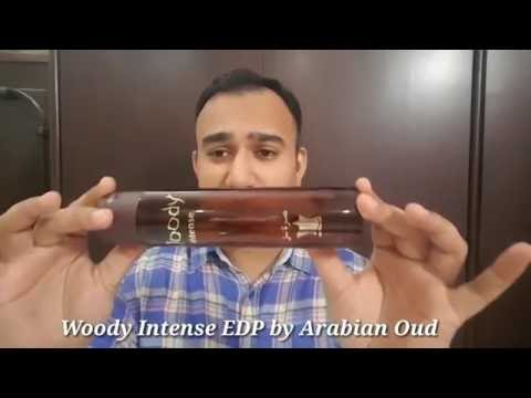 Woody Intense by Arabian oud | Exotic Rose fragrance