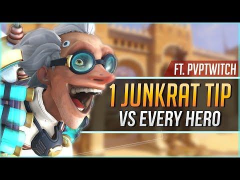 炸彈鼠神PVPTwitch 給對上每個角色的建議
