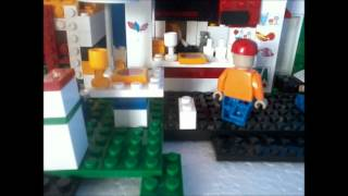 preview picture of video 'EMCObricks: The sleeping city'