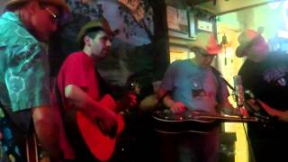 """Good N Greasy performing """"Ole Slew Foot"""" by Johnny Horton"""