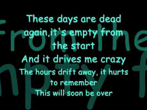 Bullet For My Valentine - Forever and Always (Acoustic) :: With Lyrics