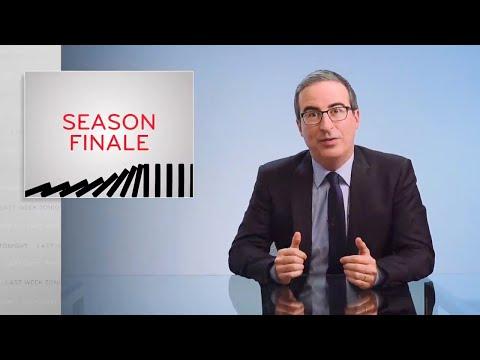 Finále sedmé sezóny - Last Week Tonight